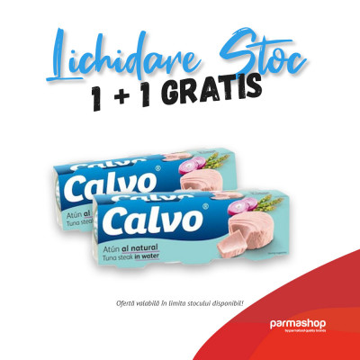 1+1 CALVO-TON IN SOS NATUR 3x80 GR