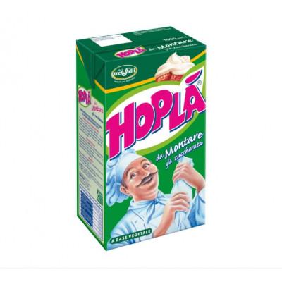 1+1 HOPLA - PRODUS INDULCIT PE BAZA DE GRASIMI VEGETALE NEHIDROGENATE 1000ML