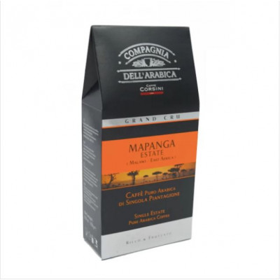 1+1 COMPAGNIA DELL'ARABICA - MAPANGA cafea macinata 250 gr