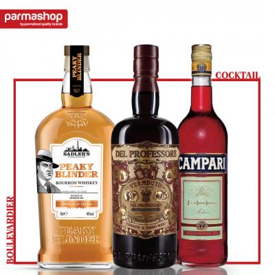 Pachet Cocktail Boulevardier