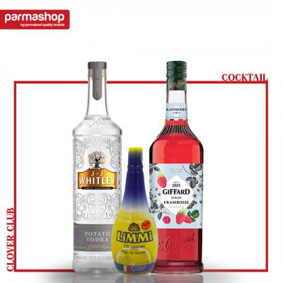 Pachet Cocktail Clover Club