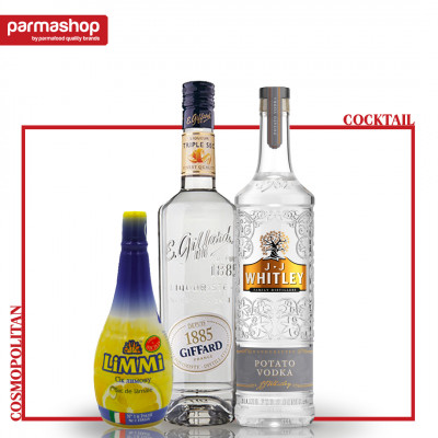 Pachet Cocktail Cosmopolitan