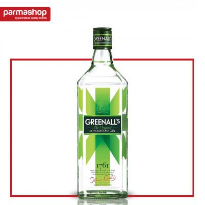 Gin Original, Qnt Greenalls, 40% alc., 0,7L