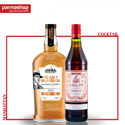 Pachet Cocktail Manhattan
