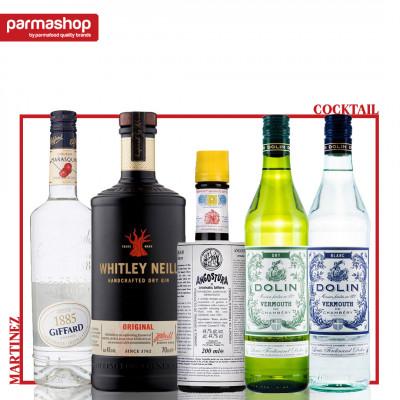 Pachet Cocktail Martinez