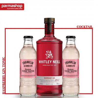 Pachet Cocktail Raspberry Gin Tonic