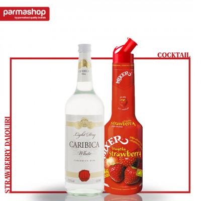 Pachet Cocktail Strawberry Daiquiri