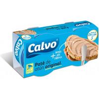 Pate de ton, Calvo, 2x75g