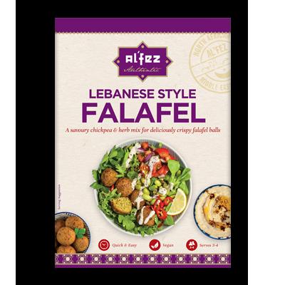 Mix Lebanese Falafel, Al`Fez, 150g