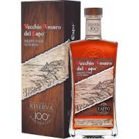 Digestiv Vecchio Amaro Del Capo Riserva, Caffo, 37,5% alc, 0,7L