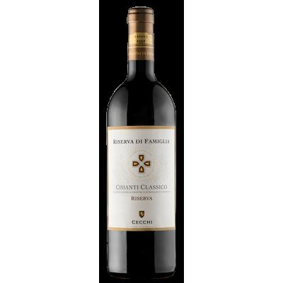 Vin rosu Chianti Classico Riserva di Famiglia DOCG, Cecchi 0,75L