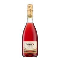 Vin Lambrusco Rosato IGT Emilia, Donelli, 0,75 L