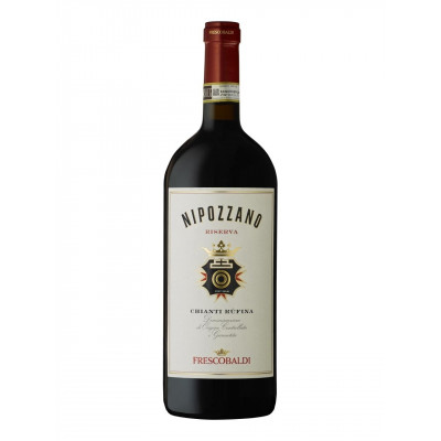 Vin rosu Nipozzano Riserva Chianti Rufina Magnum DOCG, Frescobaldi, 1,5L