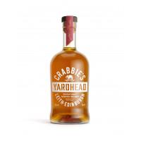 Whiskey Yardhead, Crabbie's, 40% alc., 0,7L