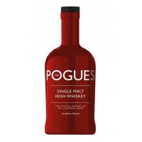 Whisky Irlandez Single Malt, Pogues, 40% alc., 0,7L