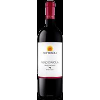 Vin rosu Nero D'avola Sicilia DOC, Settesoli 0,75L