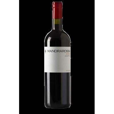 Vin rosu Syrah Desertico DOC, Mandrarossa, 0,75L