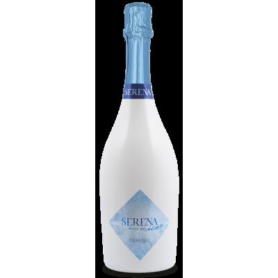 Vin Spumant Ice Demisec, Serena, 0,75L