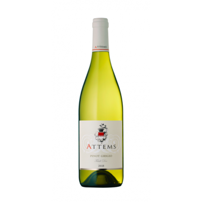 Vin alb Pinot Grigio Friuli DOC, Frescobaldi Attems, 0,75L