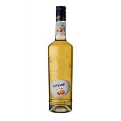 Lichior Crema de Piersici, Giffard, 16% alc., 0,7L