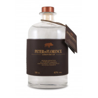 Gin London Dry, Peter In Florence, 43% alc., 0,5L