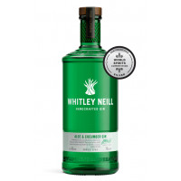 Gin cu Aloe & Castravete, Whitley Neill, 43% alc., 0,7L