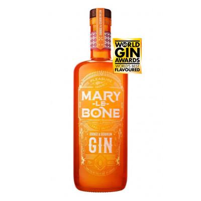 Gin cu Portocala & Geranium, Marylebone, 46,2% alc., 0,7L