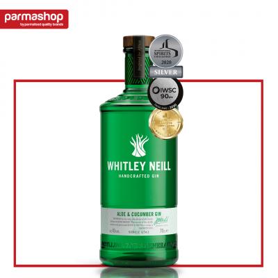 Gin cu Aloe&Castravete Whitley Neill 43% alc. 0.7L