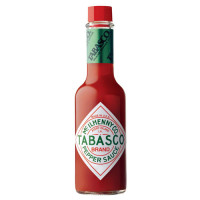 Condiment de ardei rosu, Tabasco, 150ml