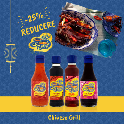 Pachet Chinese Grill