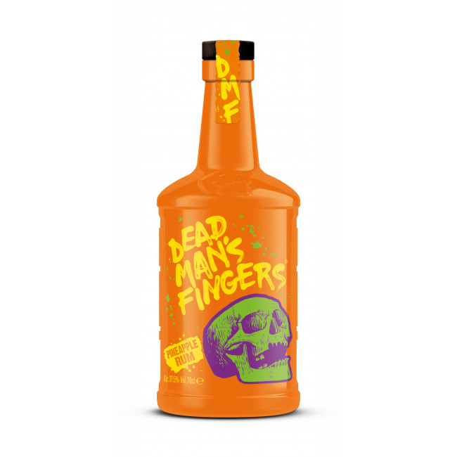 Rom cu Ananas,  Dead Man's Fingers, 0,7L