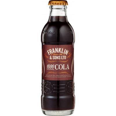 Apa Tonica 1886 Cola, Franklin & Sons, 200ml