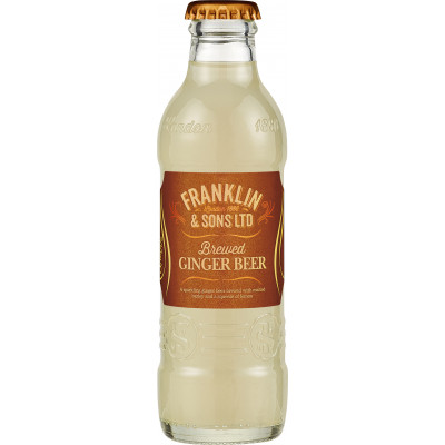 Ginger Beer Fara Alcool, Franklin & Sons, 200ml