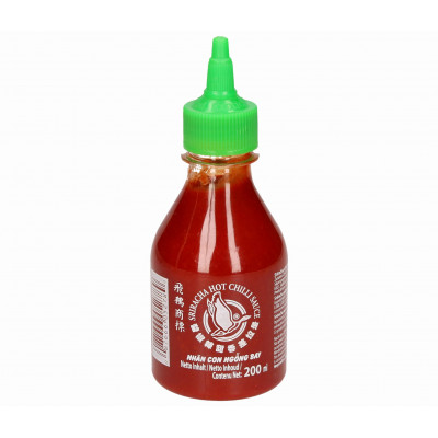 Sos Sriracha Hot Chilli, Flying Goose, 200 ml