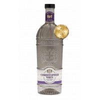 Gin Christopher Wren, City of London, 45,3% alc., 0,7L