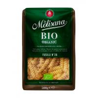 Paste Fusilli BIO Organice, La Molisana, 500g