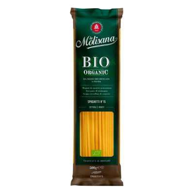 Spaghetti BIO Organice, La Molisana, 500g