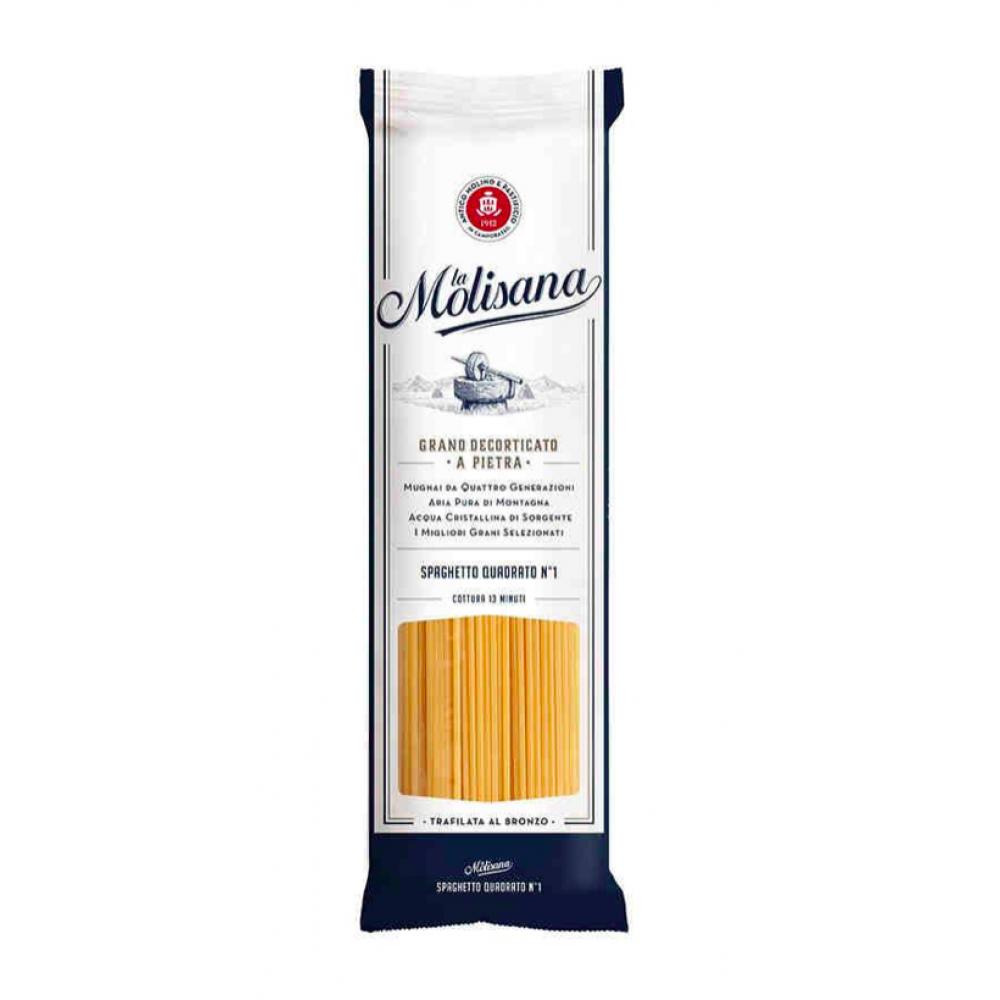 Paste Spaghetto Quadrato No1, La Molisana, 1kg