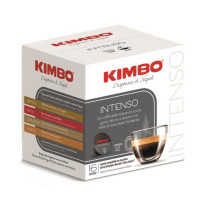 Cafea Intenso Capsule Dolce Gusto, 16*7g, Kimbo