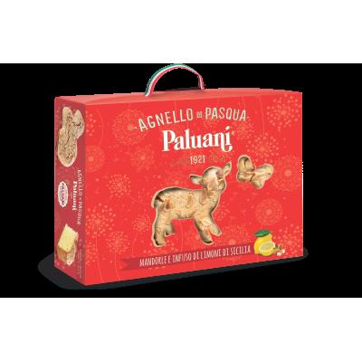 Cozonac clasic Agnello di Pasqua, Paluani, 750g