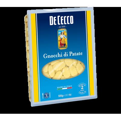 Gnocchi Di Patate, De Cecco, 500g