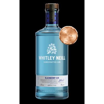 Gin cu Mure, Whitley Neill, 43% alc., 0,7L