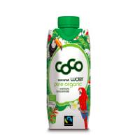 Apa de cocos 100% Eco - Coco, 0,33L