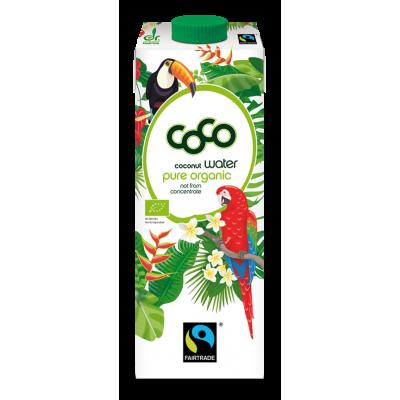 Apa de Cocos 100% Eco, Coco, 1L