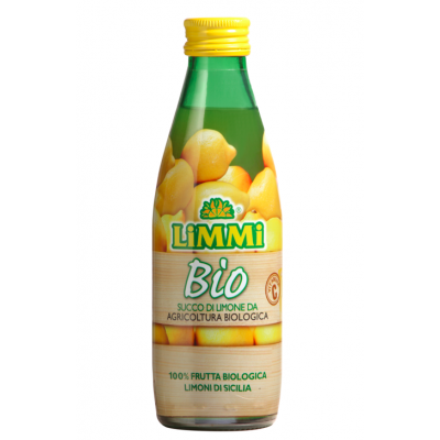 Suc de lamaie Bio, Limmi, 250ml