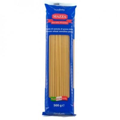 Paste Spaghettini No 3, Mazza, 500 G