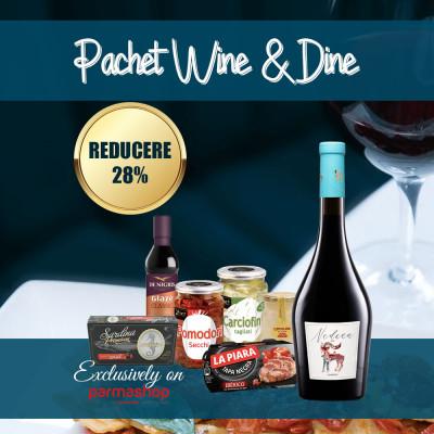 Pachet Vinarte Wine & Dine: Ceva de inceput