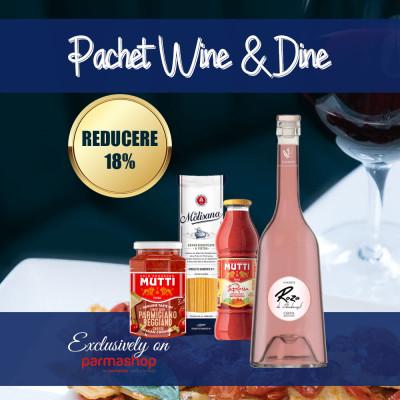 Pachet Vinarte Wine & Dine: Ceva pentru toata familia