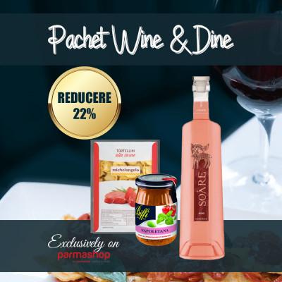 Pachet Vinarte Wine & Dine: Ceva rapid