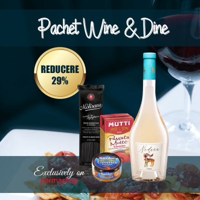 Pachet Vinarte Wine & Dine: Ceva special